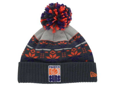 Phoenix Suns New Era NBA HWC Flake & Shake Knit