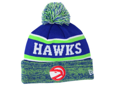 Atlanta Hawks New Era NBA HWC Marled Cuff Knit