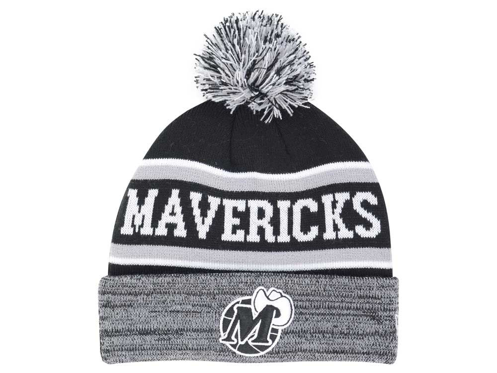 huge selection of ea23c 4ecbe ... inexpensive dallas mavericks nba hwc marled cuff knit 2fb85 45af7