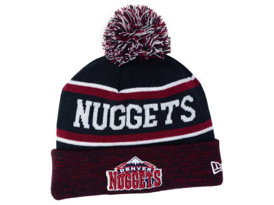 Denver Nuggets New Era NBA HWC Marled Cuff Knit