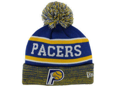 Indiana Pacers New Era NBA HWC Marled Cuff Knit