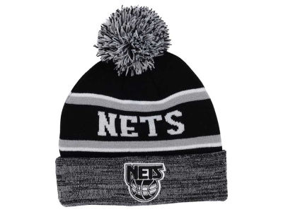 New Jersey Nets New Era NBA HWC Marled Cuff Knit
