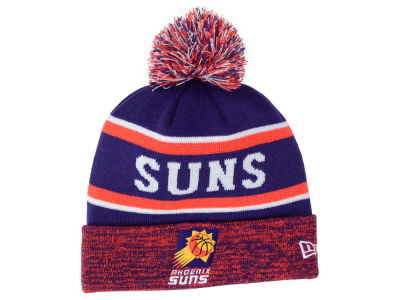 Phoenix Suns New Era NBA HWC Marled Cuff Knit