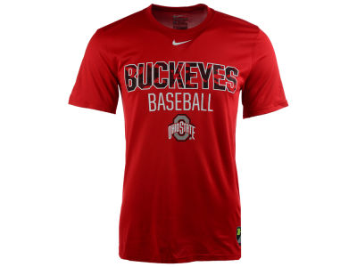 Ohio State Buckeyes Nike NCAA Men's Baseball Legend Team Issue T-Shirt