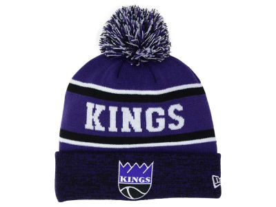Sacramento Kings New Era NBA HWC Marled Cuff Knit