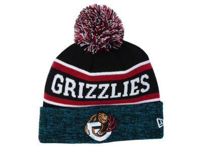 Vancouver Grizzlies New Era NBA HWC Marled Cuff Knit