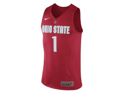 Ohio State Buckeyes Nike NCAA Men's Authentic Hyper Elite Basketball Jersey 2016