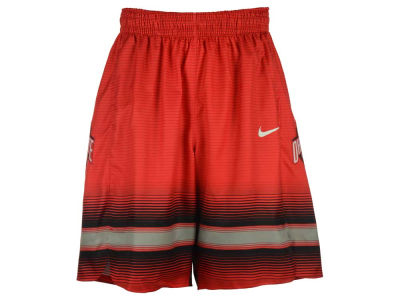 Ohio State Buckeyes Nike NCAA Men's Authentic Hyper Elite Basketball Shorts