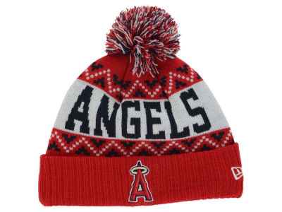 Los Angeles Angels New Era MLB Biggest Ugly Knit