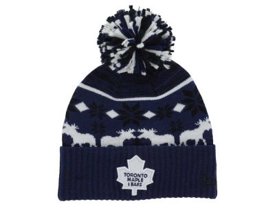 Toronto Maple Leafs New Era NHL Ugly Moose Knit
