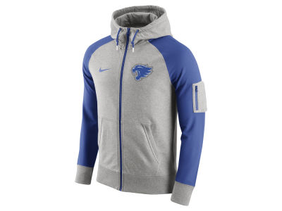 Kentucky Wildcats Nike NCAA Men's Stadium Team First Light Weight Full Zip Hoodie