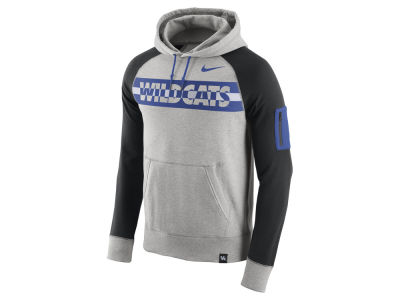 Kentucky Wildcats Nike NCAA Men's Stadium Team First Light Weight Pullover Hoodie