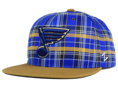 St. Louis Blues Zephyr NHL Gaelic Snapback Hat