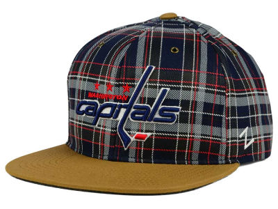Washington Capitals Zephyr NHL Gaelic Snapback Hat