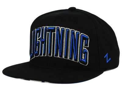 Tampa Bay Lightning Zephyr NHL Villian Snapback Hat