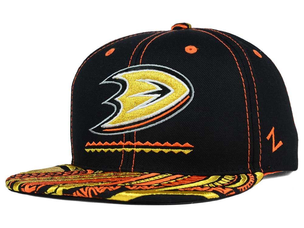 huge discount 783dd f7cb3 sweden anaheim ducks zephyr hat 07960 ba67e