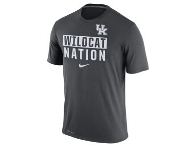 Kentucky Wildcats Nike NCAA Men's Legend Local Verbiage Crew T-Shirt