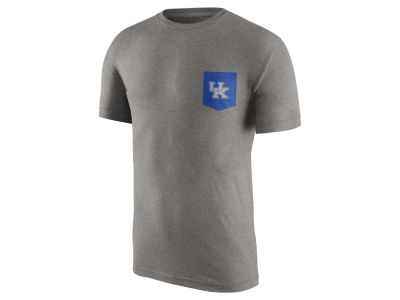 Kentucky Wildcats Nike NCAA Men's Tri Resurge Pocket T-Shirt