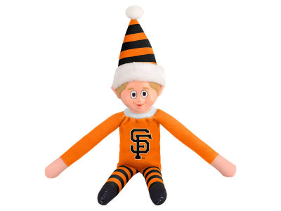 San Francisco Giants Fan In the Stands