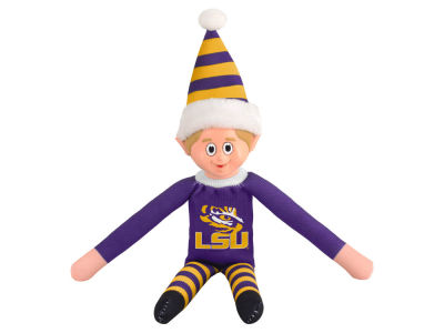 LSU Tigers Fan In the Stands
