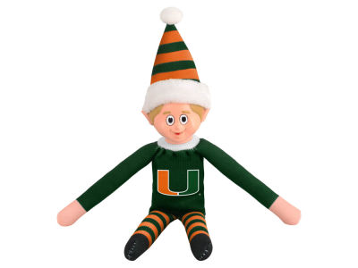 Miami Hurricanes Fan In the Stands