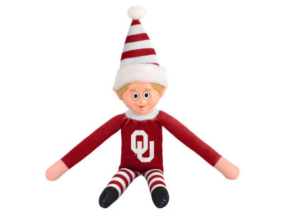 Oklahoma Sooners Fan In the Stands
