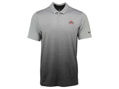 Ohio State Buckeyes Nike Golf NCAA Men's Mobility Fade Print Polo