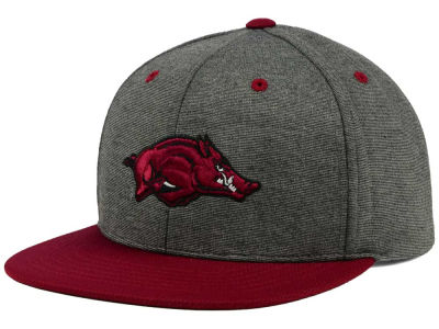 Arkansas Razorbacks Top of the World NCAA New Age Snapback Cap