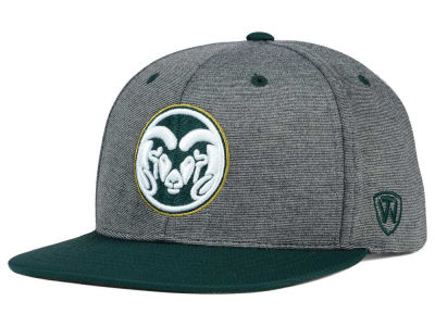 Colorado State Rams Top of the World NCAA New Age Snapback Cap