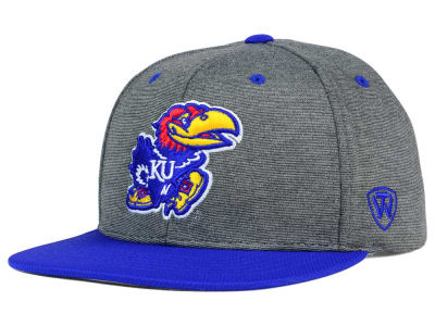 Kansas Jayhawks Top of the World NCAA New Age Snapback Cap