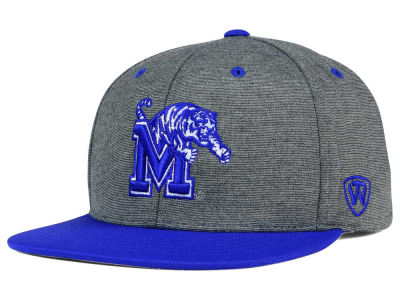 Memphis Tigers Top of the World NCAA New Age Snapback Cap
