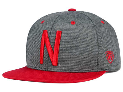 Nebraska Cornhuskers Top of the World NCAA New Age Snapback Cap