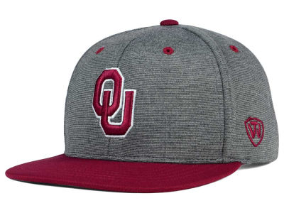 Oklahoma Sooners Top of the World NCAA New Age Snapback Cap