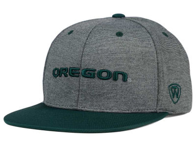 Oregon Ducks Top of the World NCAA New Age Snapback Cap
