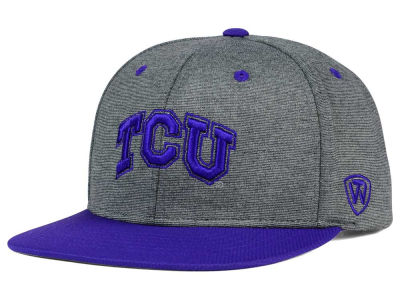 Texas Christian Horned Frogs Top of the World NCAA New Age Snapback Cap