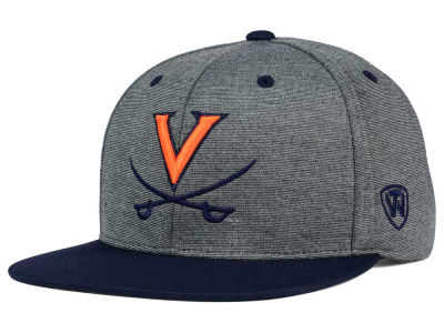 Virginia Cavaliers Top of the World NCAA New Age Snapback Cap