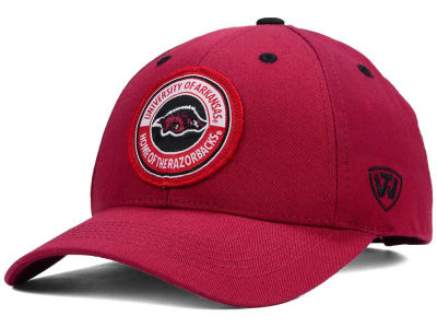 Arkansas Razorbacks Top of the World NCAA Tackleup Cap