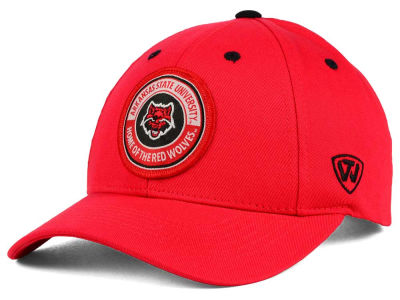 Arkansas State Red Wolves Top of the World NCAA Tackleup Cap