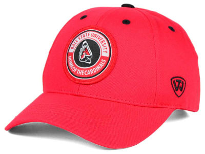 Ball State Cardinals Top of the World NCAA Tackleup Cap
