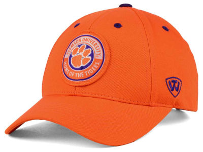Clemson Tigers Top of the World NCAA Tackleup Cap