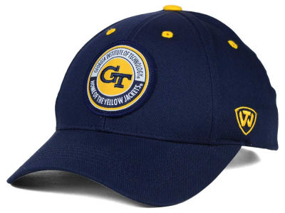 Georgia-Tech Top of the World NCAA Tackleup Cap