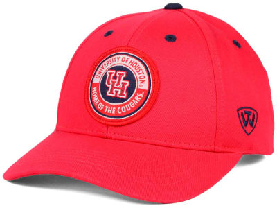 Houston Cougars Top of the World NCAA Tackleup Cap
