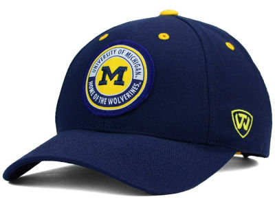 Michigan Wolverines Top of the World NCAA Tackleup Cap