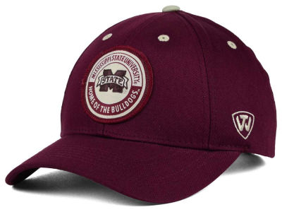 Mississippi State Bulldogs Top of the World NCAA Tackleup Cap