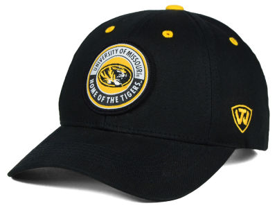 Missouri Tigers Top of the World NCAA Tackleup Cap