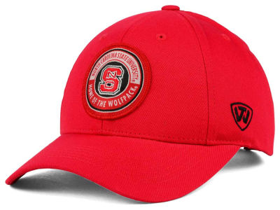 North Carolina State Wolfpack Top of the World NCAA Tackleup Cap