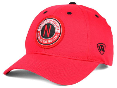 Nebraska Cornhuskers Top of the World NCAA Tackleup Cap