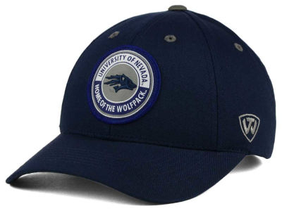 Nevada Wolf Pack Top of the World NCAA Tackleup Cap