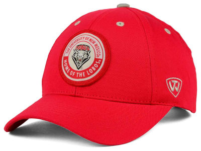 New Mexico Lobos Top of the World NCAA Tackleup Cap