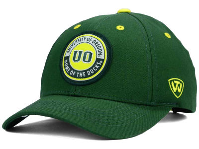 Oregon Ducks Top of the World NCAA Tackleup Cap
